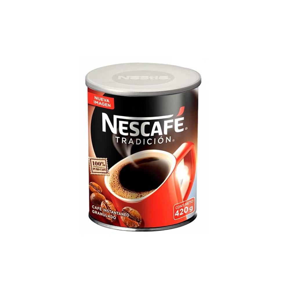 Cafe Instantaneo Granular Nescafe 420 Gr